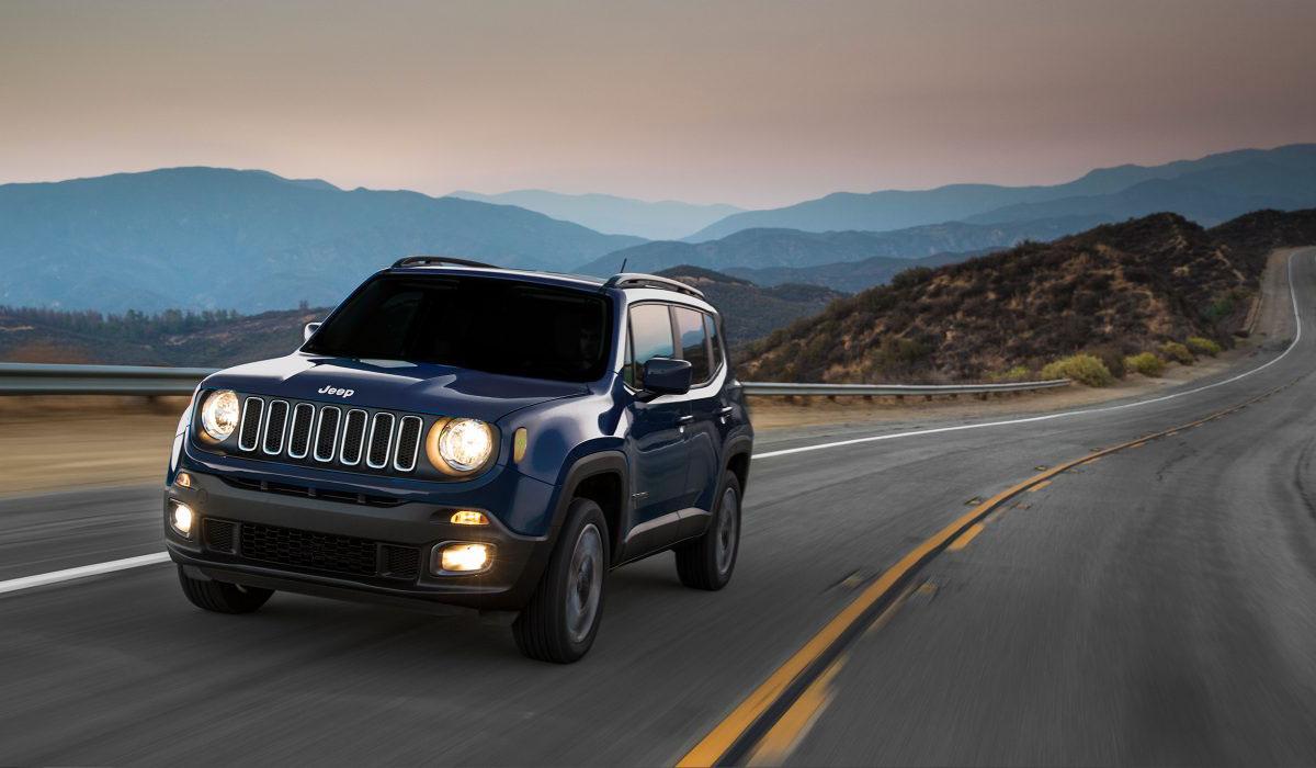 Jeep Renegade 2018 Llmotors