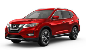 Nissan Rogue S (2017)