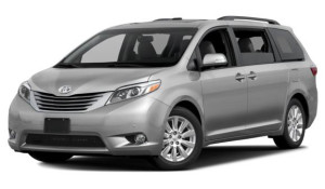 Toyota Sienna LE (2018)