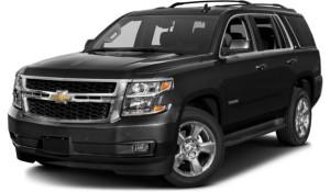 Chevrolet Tahoe LT (2017)