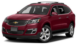 Chevrolet Traverse LT (2017)