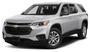 Chevrolet Traverse LT (2018)