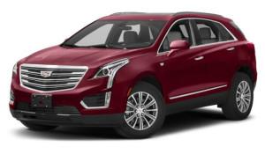 Cadillac XT5 (2017)