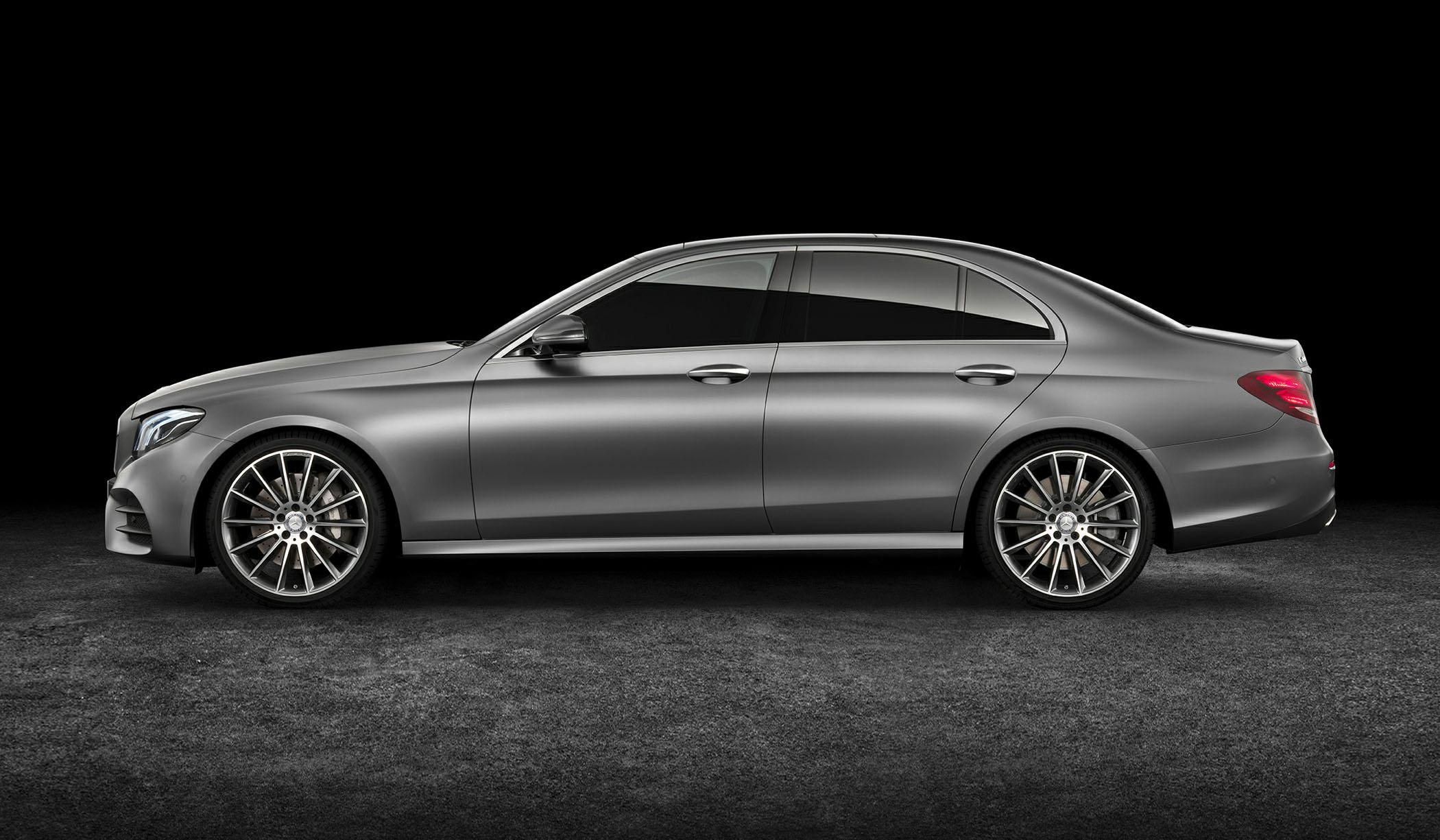 Mercedes-Benz E300 (2019) - LLMotors