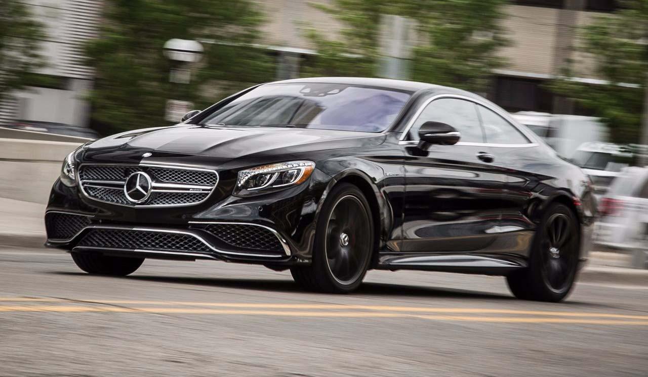 Mercedes-Benz C300 coupe (2020) - LLMotors