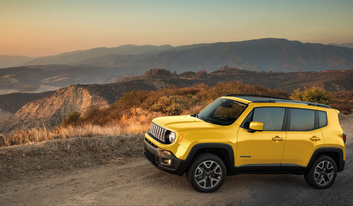 jeep renegade  llmotors